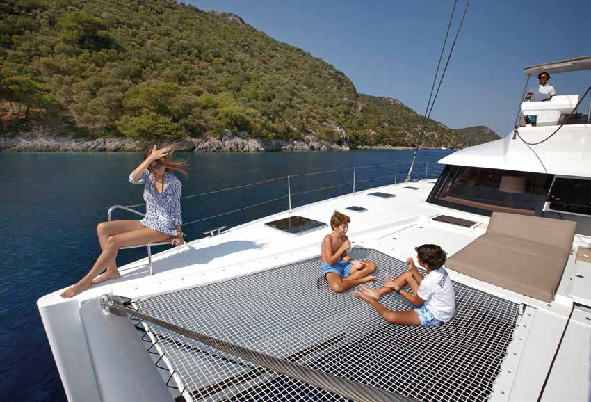 Fountaine Pajot Ipanema 58 for sale
