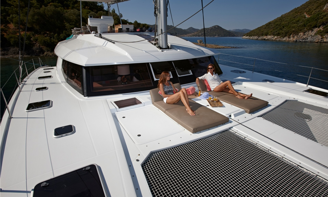 Ipanema 58 Luxury Catamaran for sale