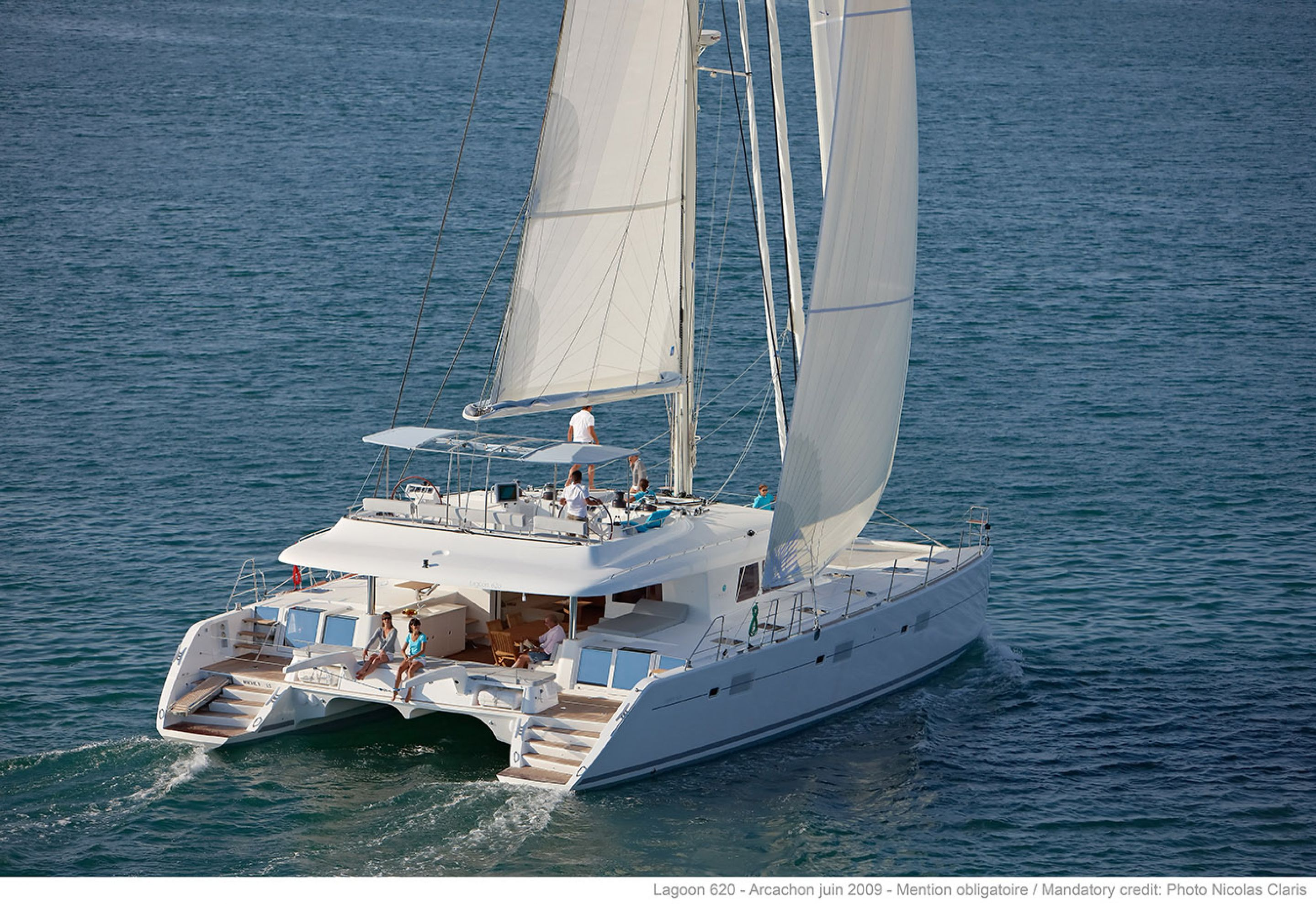 Lagoon 620 Catamaran for sale