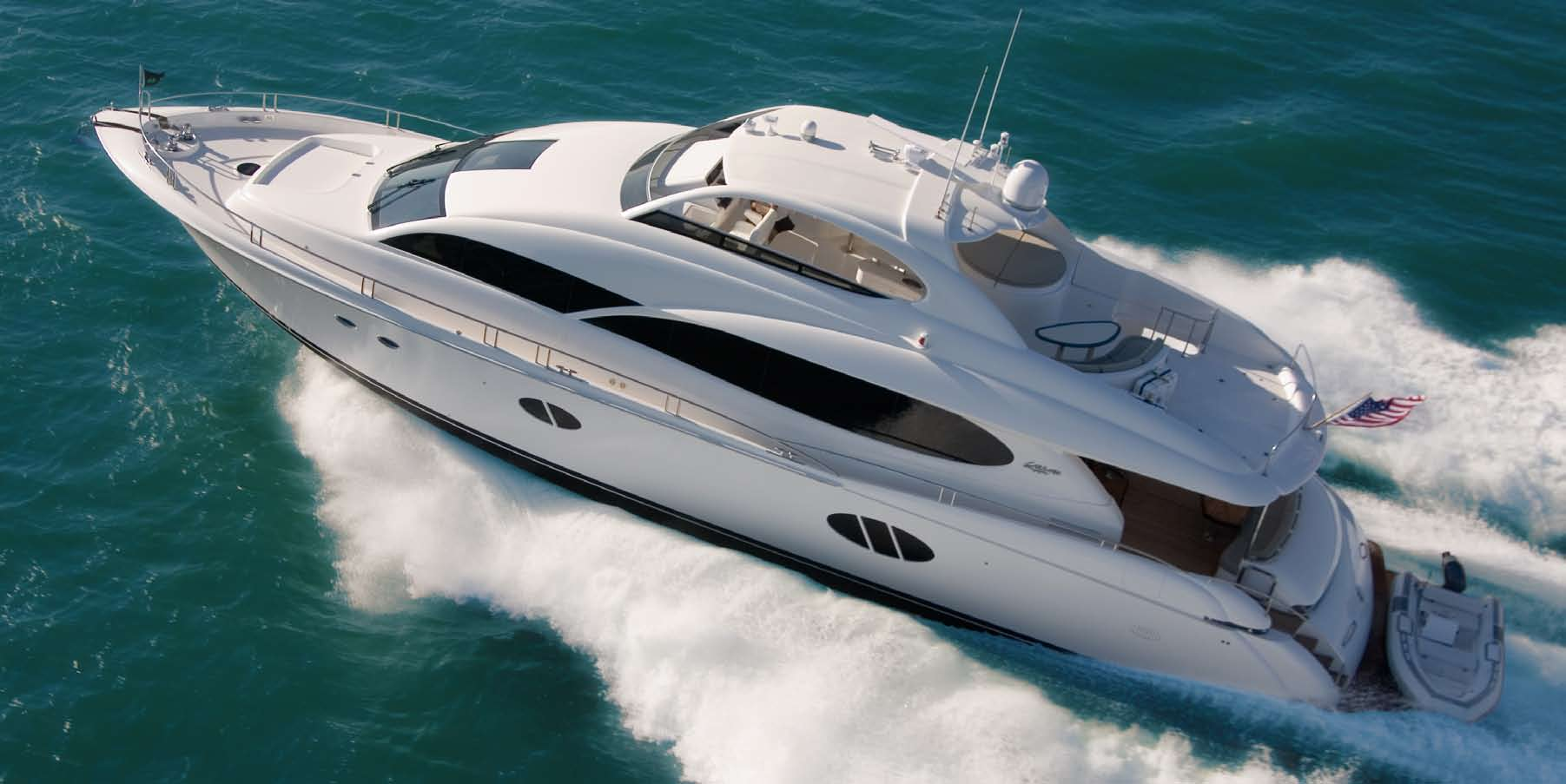 Lazzara 84 Yacht for sale