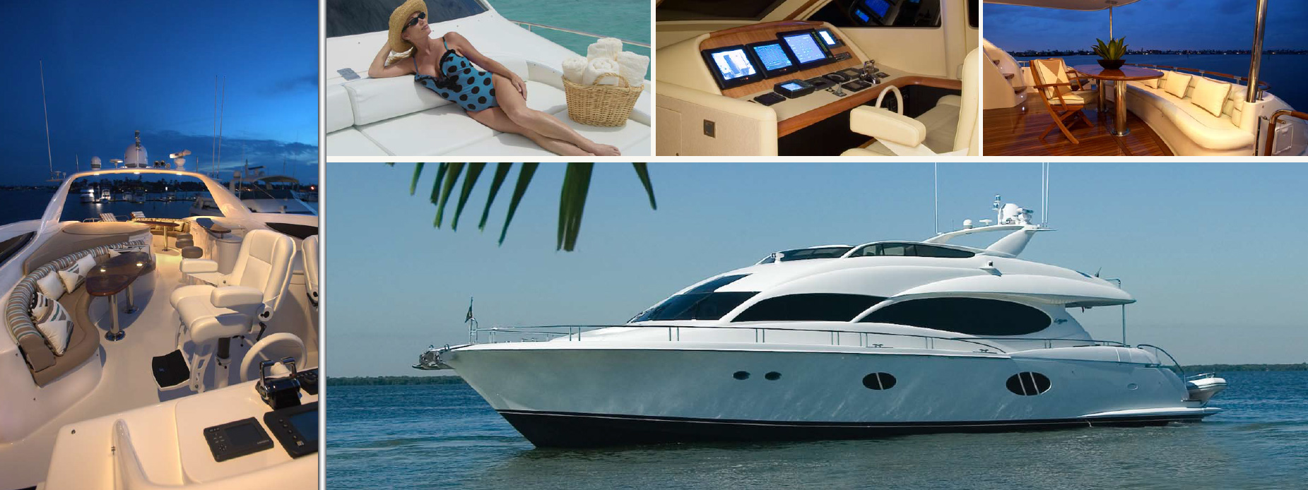 Lazzara 84 Luxury Yacht for sale in Newport