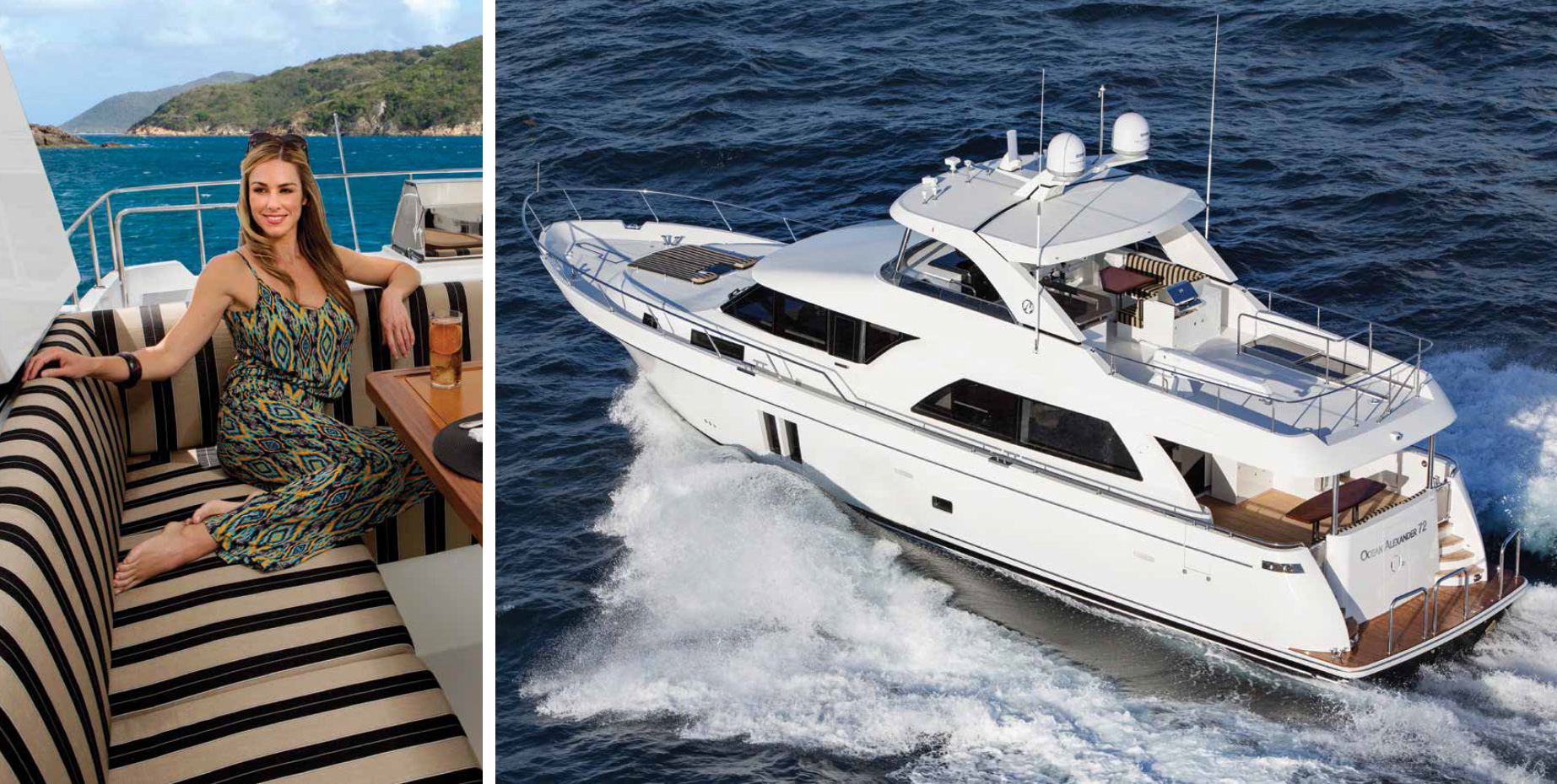 Ocean Alexander Pilothouse 72 for sale
