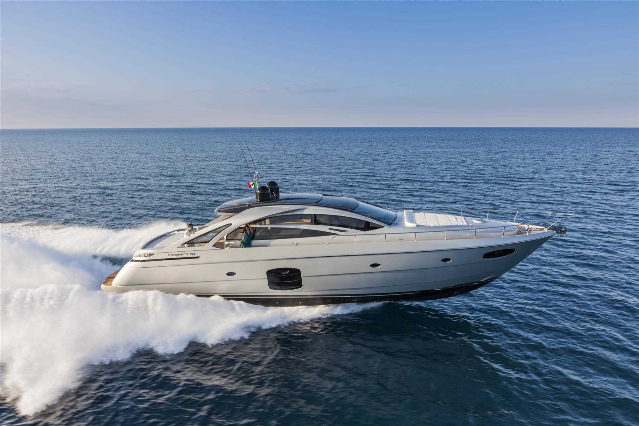 2018 Pershing 70 Luxury Yacht for sale