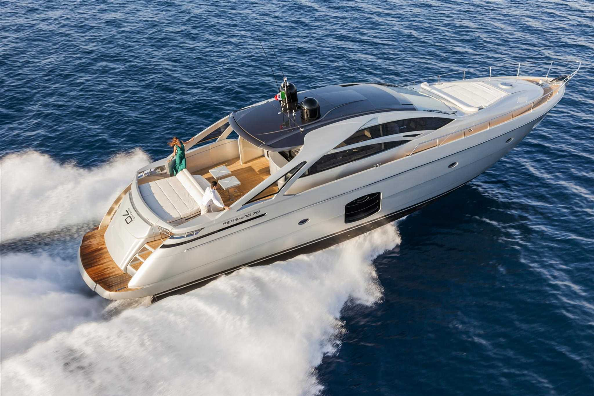 2018 Pershing Yachts 70 for sale
