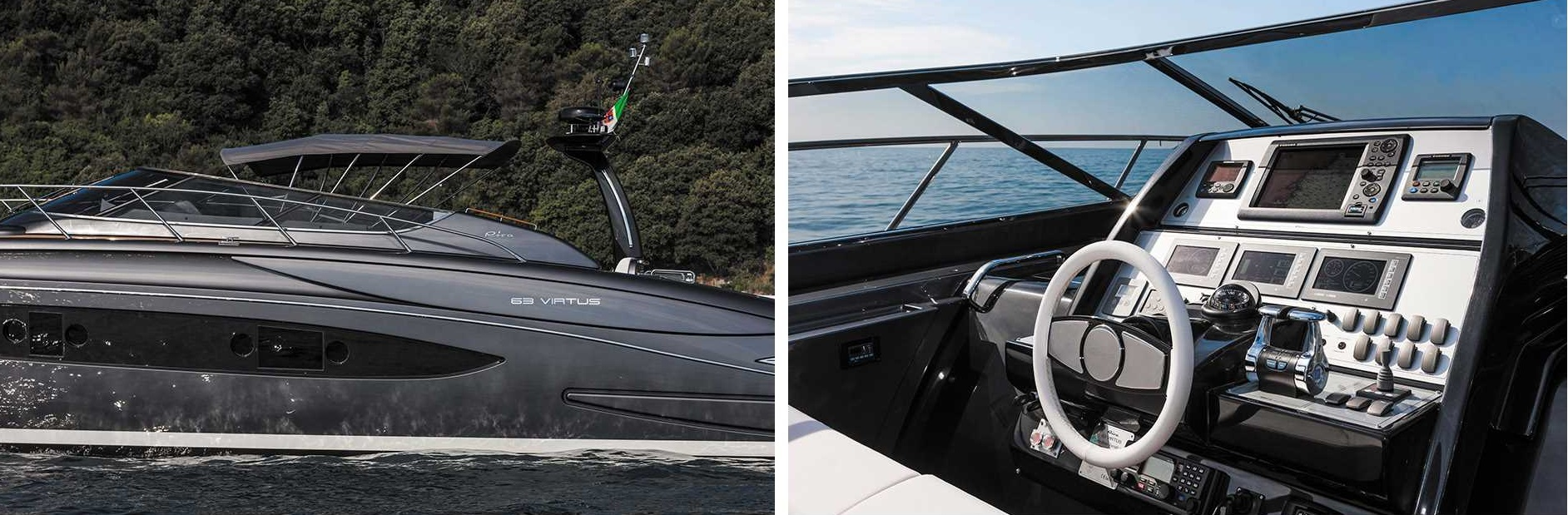 2016 Riva 63 Virtus Performance Yacht for sale