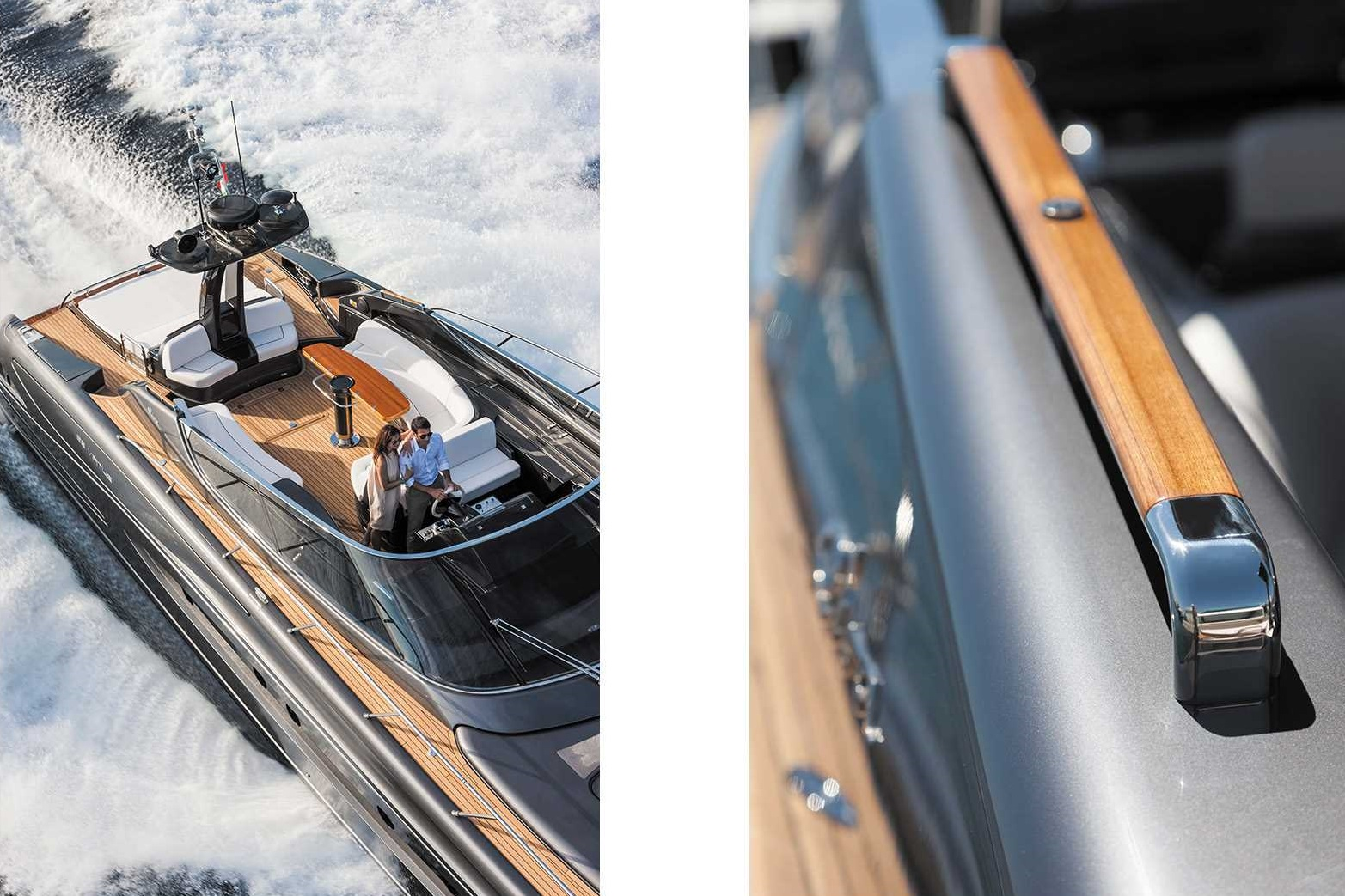 2016 Riva 63 Virtus Luxury Performance Yacht for sale in Newport