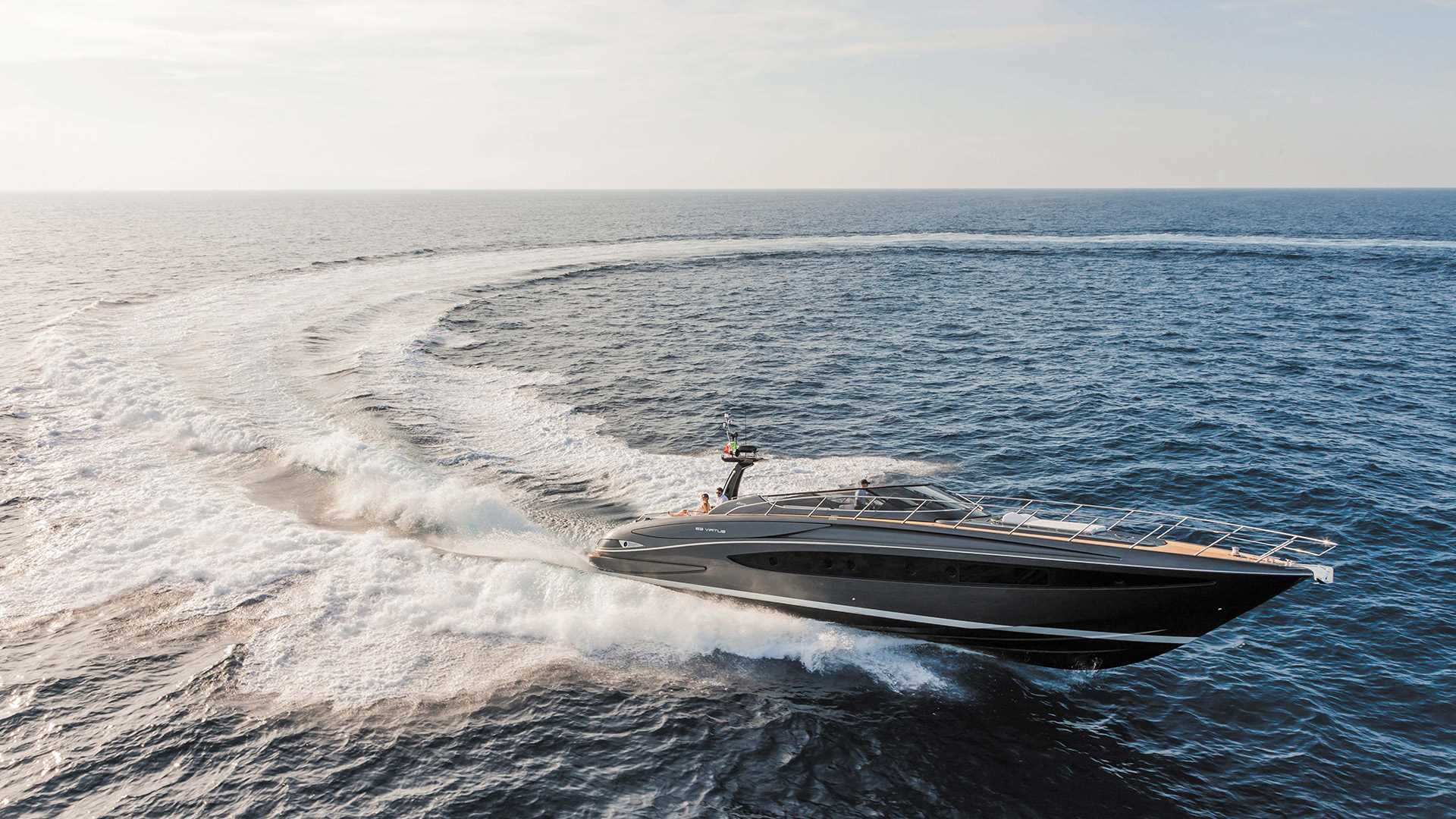 Riva 63 Virtus Luxury Performance Yacht for sale in Newport Beach