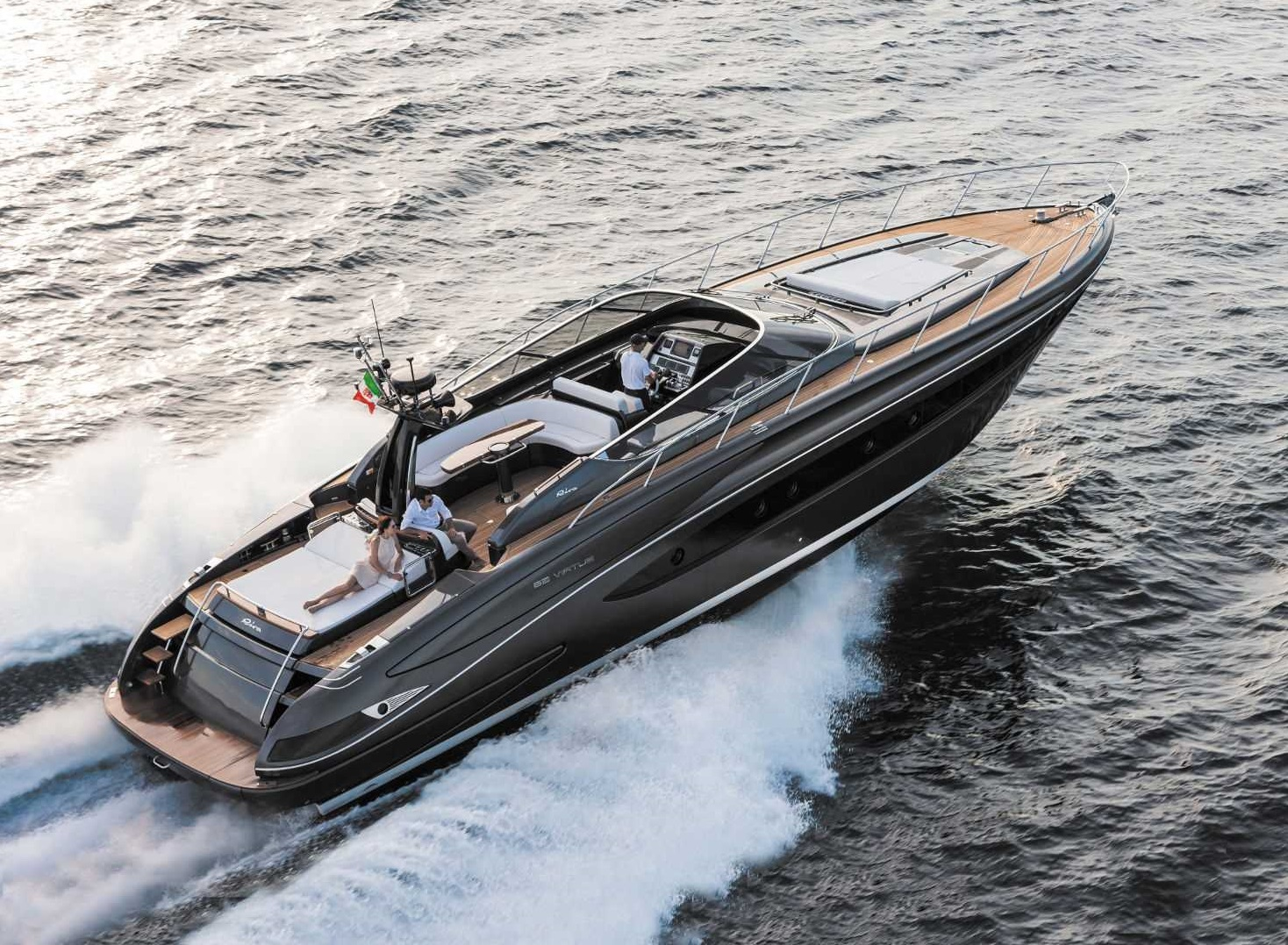 2016 Riva 63 Virtus Luxury Yacht for sale in Newport Beach
