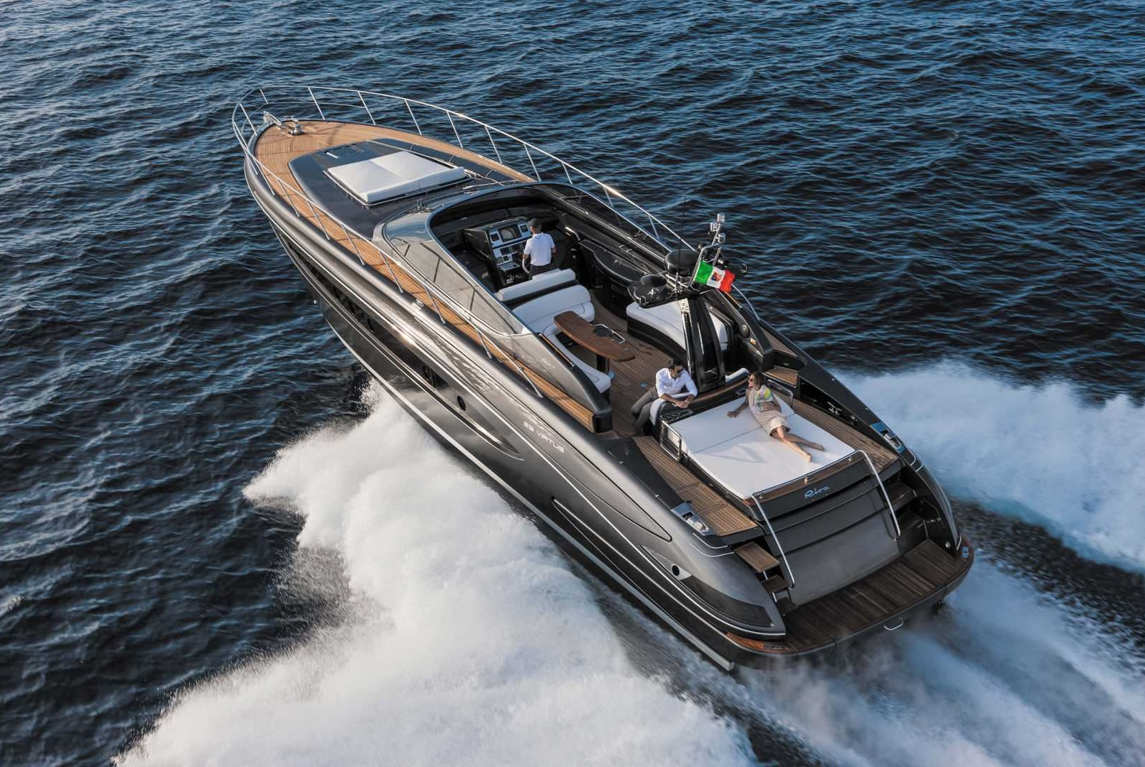 2016 Riva 63 Virtus Luxury Performance Yach for sale in California