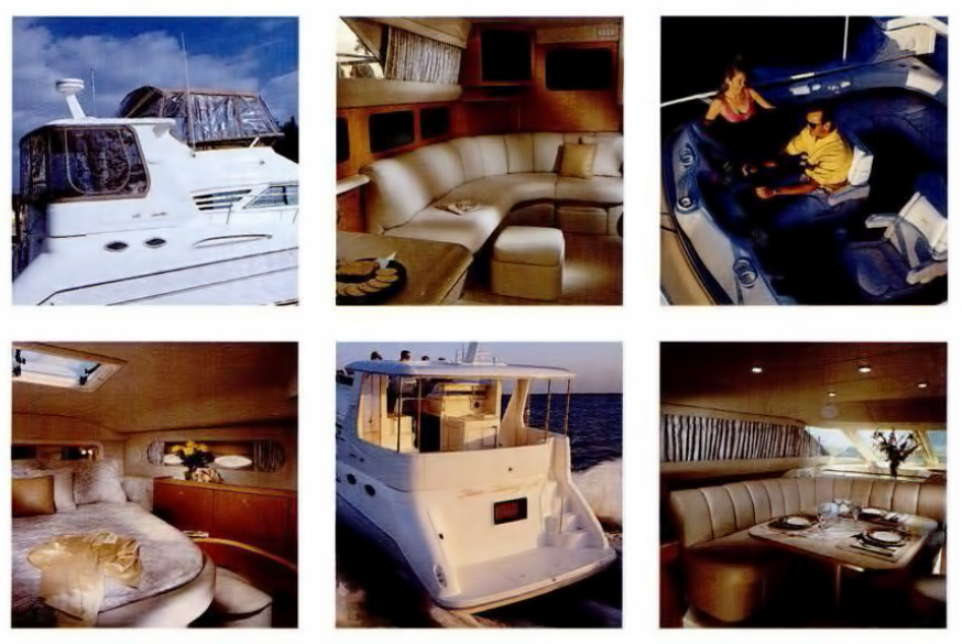 Sea Ray 420 Aft Cabin Review