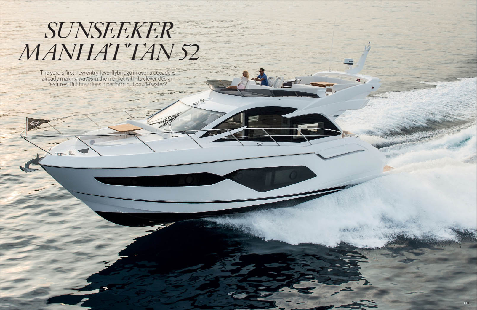 Sunseeker Manhattan 52 Yacht for sale in San Diego