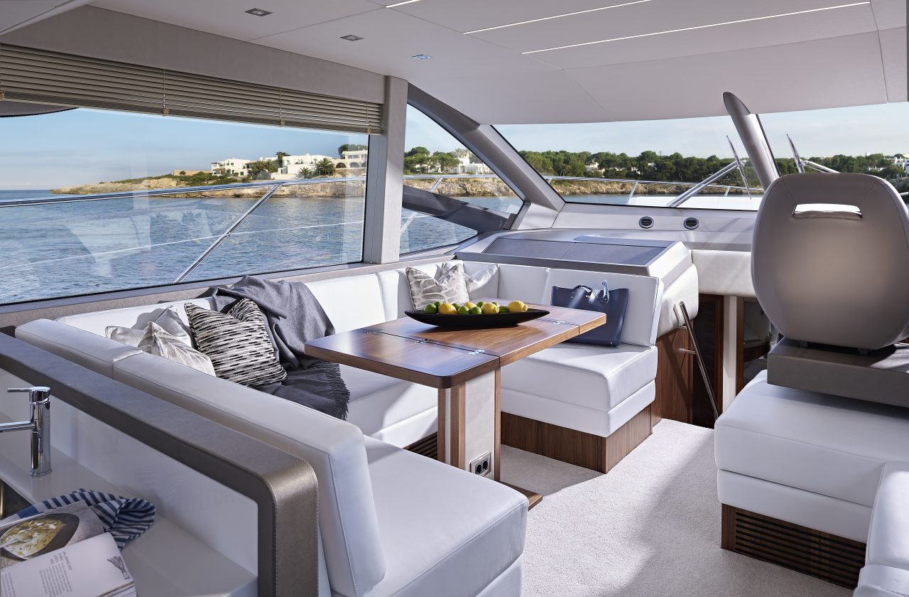 Sunseeker Manhattan 52 Salon Seating