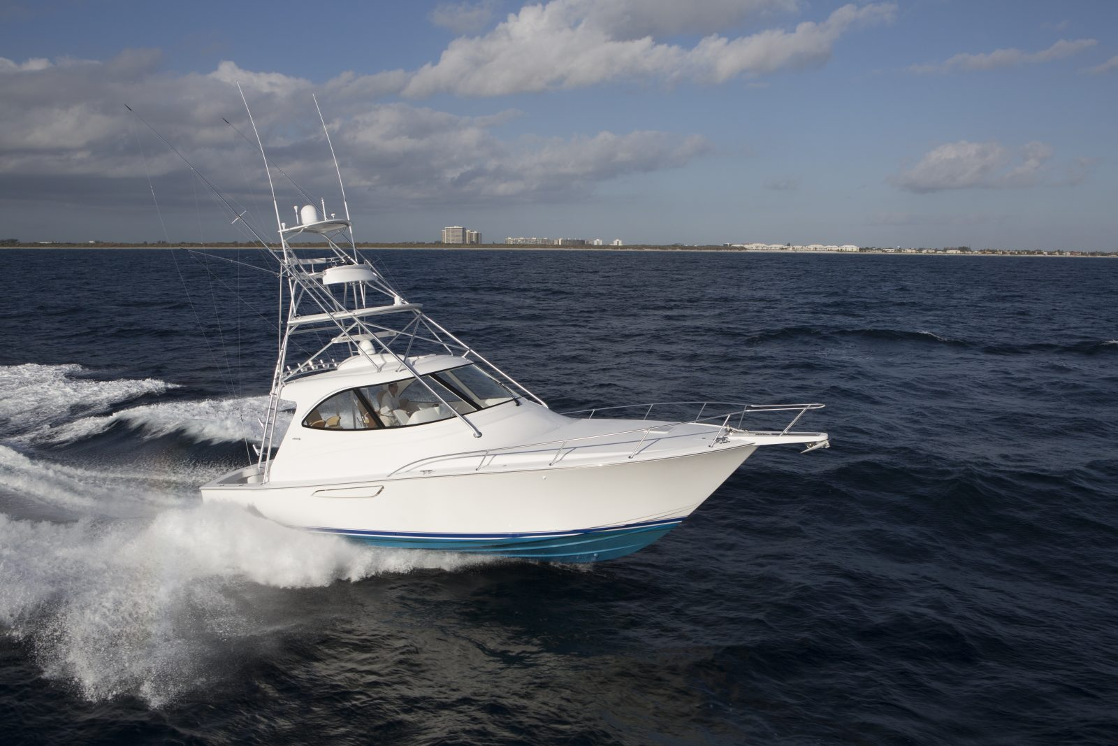 Viking Yachts 42 Sport Tower boat for sale
