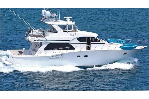 Mikelson M61 Long-Range Luxury Pilothouse/Sportfish for Sale