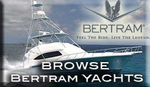 Bertram boats for sale