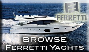 Ferretti boats for sale