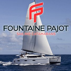 Fountaine Pajot Catamarans for Sale