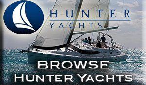 Hunter sailboats for sale