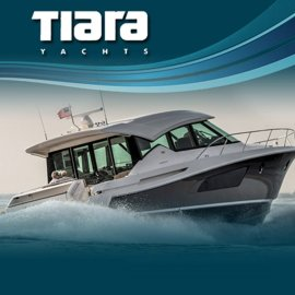 Tiara Yachts for Sale