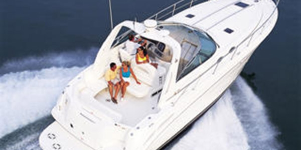 1999 Sea Ray 380 Sundancer Review - RIVIERA RENDEZVOUS