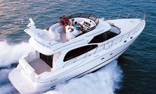 Cruisers Yachts 5000 Sport Sedan Review: Boating Magazine - Stuart Reininger
