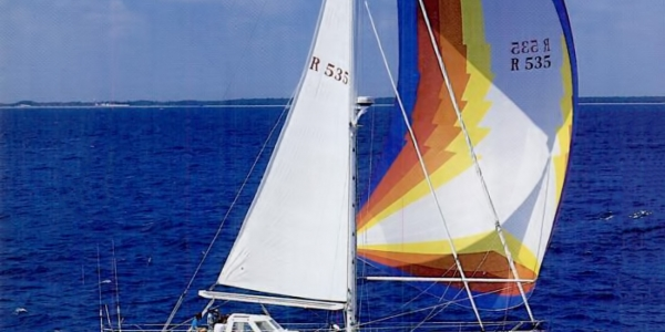 Norseman 535 Sailboat Information