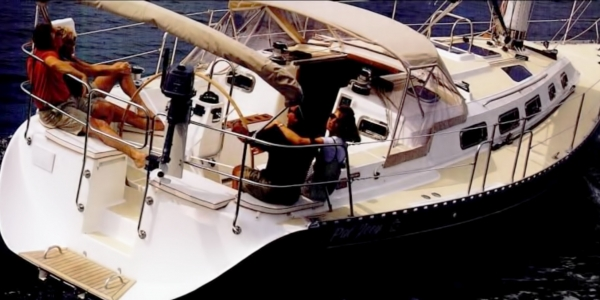 Freedom Yachts 40/40 Sailboat Review - Cruising World by Ralph Naranjo