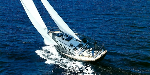 Mason 43 Sailboat Review- A Survey by Fraser and Jean Fraser-Harris, Nautical Quarterly