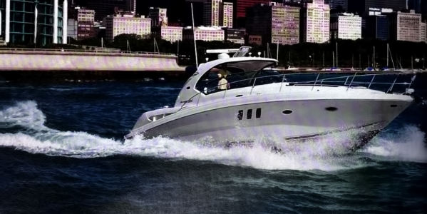 Sea Ray 390 Sundancer Review [2010] - DOWNTOWN EXPRESS