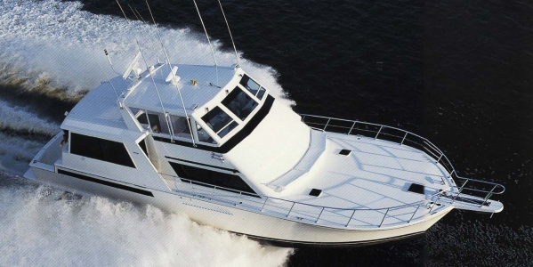 Viking 60 Sport Yacht Review - CRUISE CONTROL
