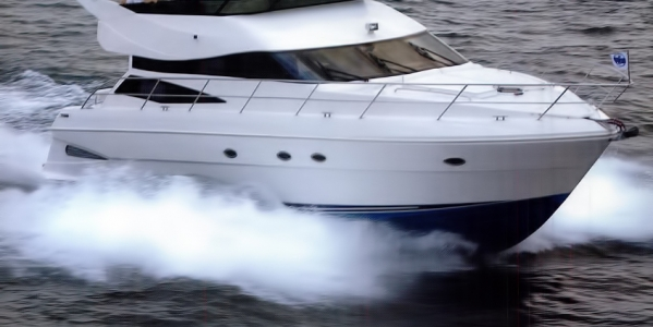 Neptunus 56 Sedan Bridge Review - NOT THE GIRL NEXT DOOR