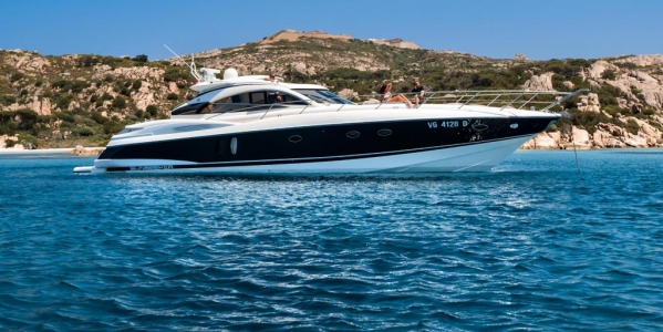 Sunseeker Predator 61 Review - SPLASH DANCER