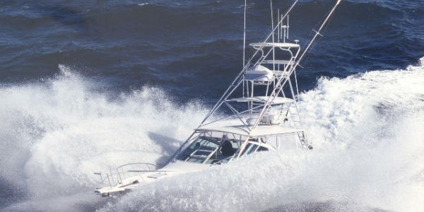 The New CABO 35: The Sportfishing Report BY TERRY BEERS