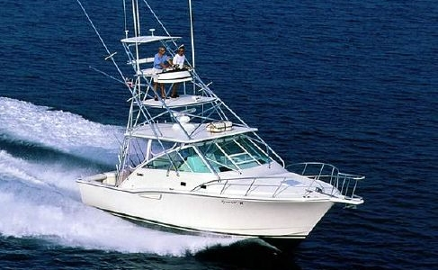 Boat Report: CABO 35 Express Salt Water Sportsman By John Brownlee