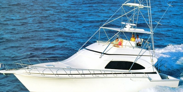 Bertram 510 Convertible Review (2000-2008): BoatTest