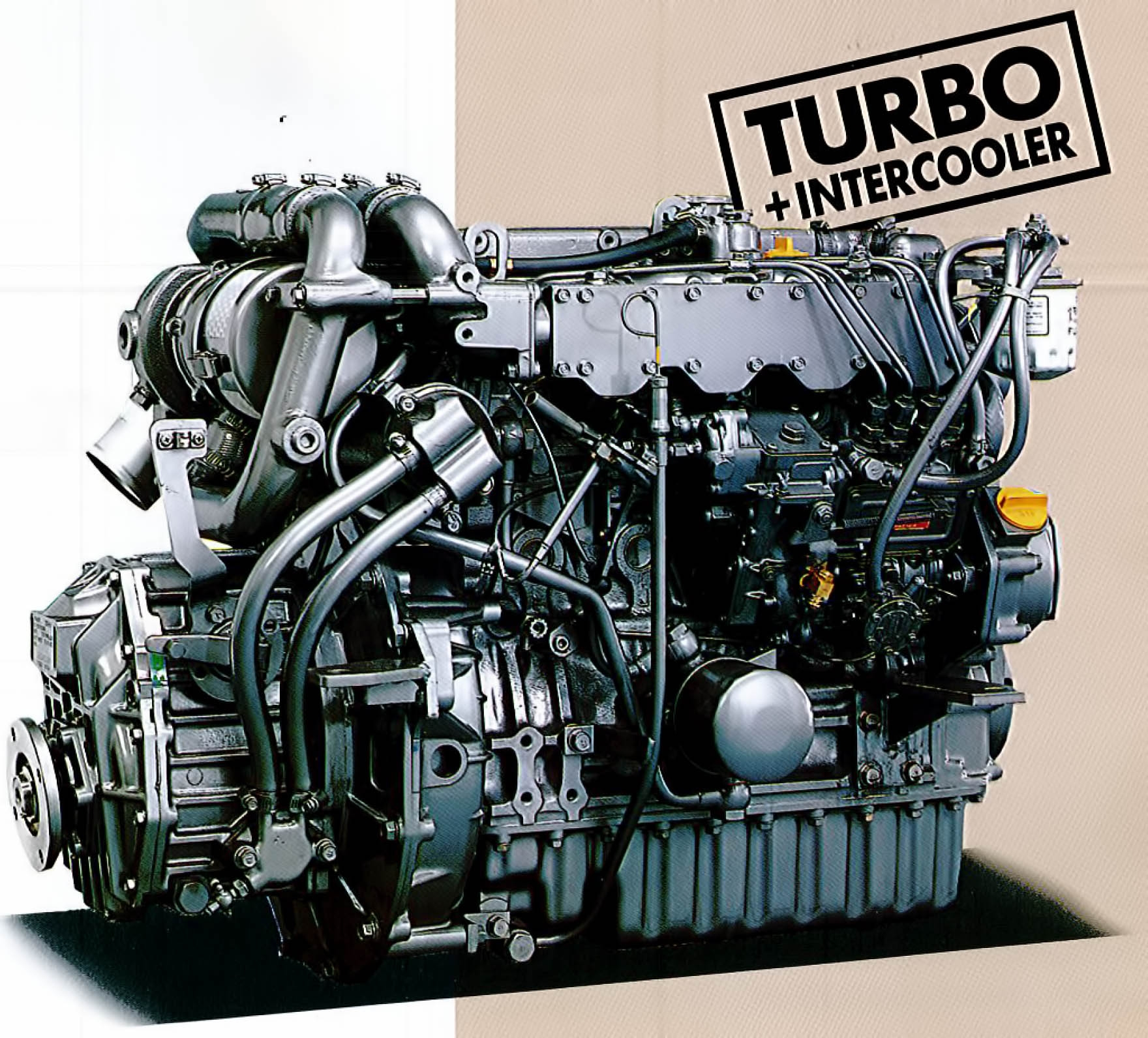 Yanmar 4JH2-HTBE Diesel Marine Engine Information and Specifications