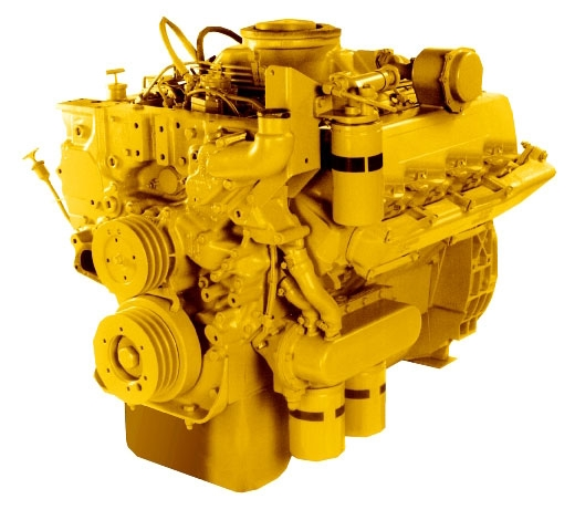 Caterpillar Diesel Marine Engine Rating System Definitions