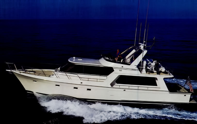 Offshore 58 Pilothouse Review - SPLIT PERSONALITY