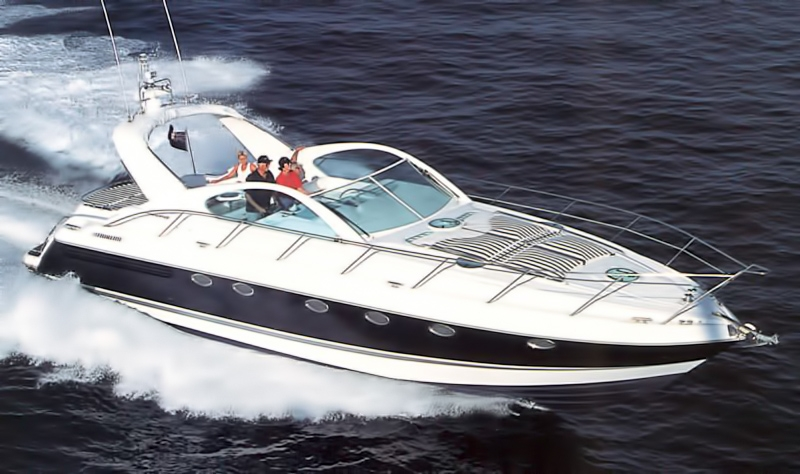 Fairline Targa 48 Review - EUROPEAN ATTRACTION